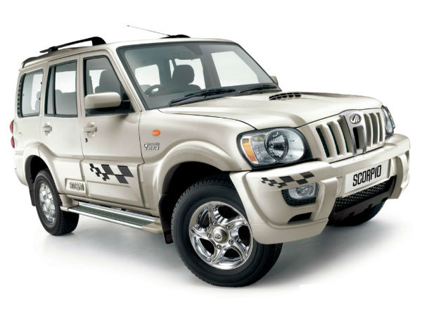 Mahindra Scorpio Special Edition launched