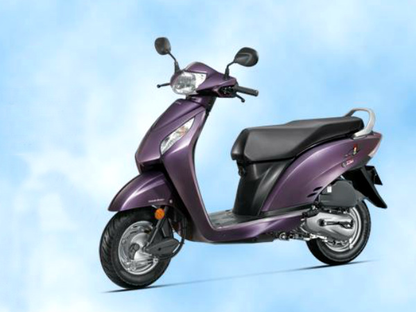 Honda Looking To Launch A New Automatic Scooters Soon