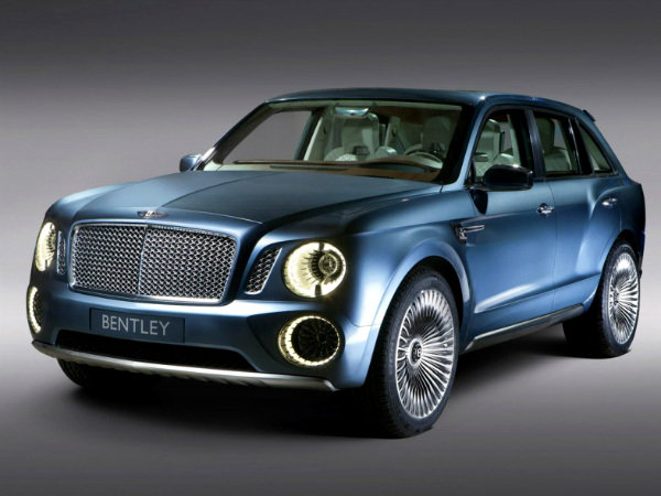 Rolls Royce SUV Is A Possibility, Confirms CEO