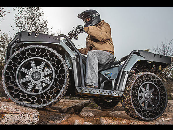 Polaris Sportsman WV850 H.O ATVs