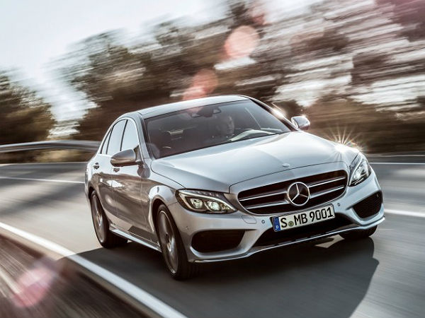 2015 Mercedes C-Class Revealed