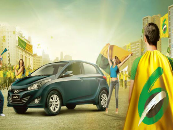 Hyundai Brazil Football Video