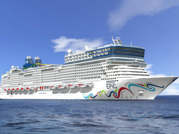 Norwegian Epic (2010)