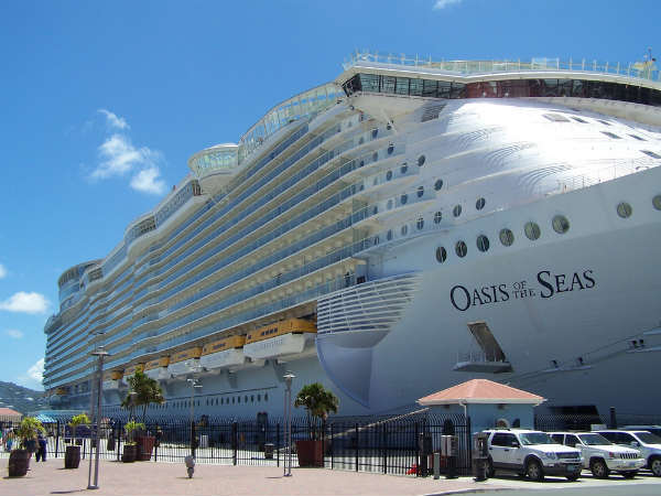 Oasis of the Seas (2009)