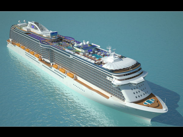 Royal Princess (2013)