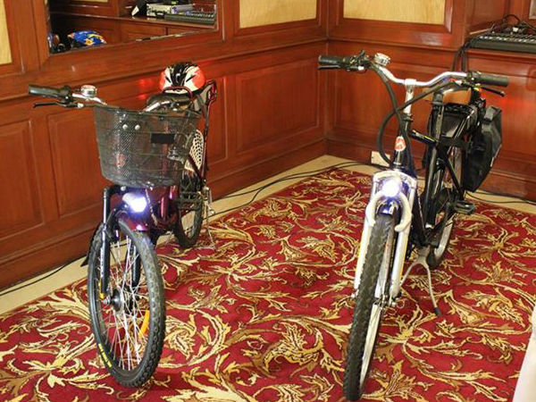 hero electric cycles