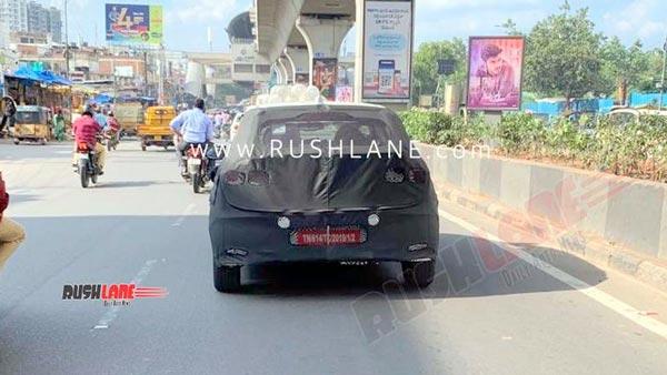 ಸ್ಪಾಟ್ ಟೆಸ್ಟ್ನಲ್ಲಿ ಕಾಣಿಸಿಕೊಂಡ 2020ರ ಹ್ಯುಂಡೈ ಐ20