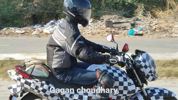 ಸ್ಪಾಟ್ ಟೆಸ್ಟ್ನಲ್ಲಿ ಕಂಡು ಬಂದ ಬಿಎಸ್-6 ಹೀರೋ ಗ್ಲ್ಯಾಮರ್ ಬೈಕ್