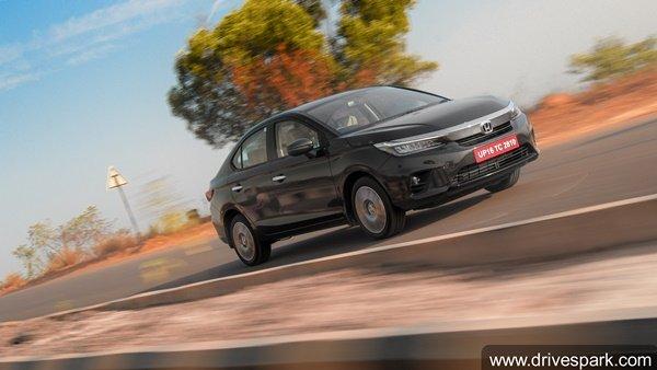 ಡೀಲರ್ ಬಳಿ ತಲುಪಿದ 2020ರ ಹೋಂಡಾ ಸಿಟಿ ಕಾರು
