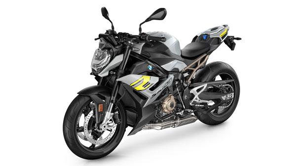 Unveiled new BMW S1000R bike