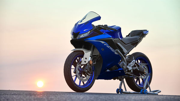 Unveiled new Yamaha YZF-R125 bike