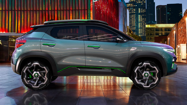 Renault unveils new Kiger Compact SUV release