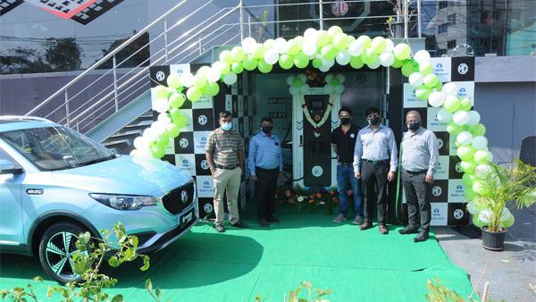 17 ನಗರಗಳಲ್ಲಿ 22 ಫಾಸ್ಟ್ ಚಾರ್ಜಿಂಗ್ ನಿಲ್ದಾಣಗಳನ್ನು ತೆರೆದ ಎಂಜಿ ಮೋಟಾರ್