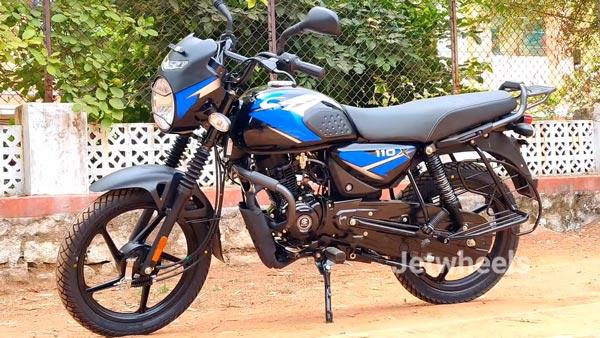 ಭಾರತದಲ್ಲಿ ಬಿಡುಗಡೆಗೆ ಸಜ್ಜಾದ ಹೊಸ ಬಜಾಜ್ ಸಿಟಿ 110 ಎಕ್ಸ್ ಬೈಕ್