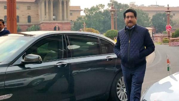 ರೋಲ್ಸ್ ರಾಯ್ಸ್ ಘೋಸ್ಟ್ ಕಾರು ಖರೀದಿಸಿದ ಕುಮಾರಮಂಗಲಂ ಬಿರ್ಲಾ
