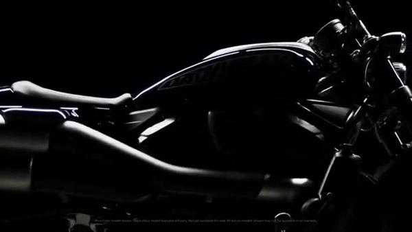 ಹೊಸ ಹಾರ್ಲೆ ಡೇವಿಡ್ಸನ್ ಕಸ್ಟಮ್ 1250 ಬೈಕ್ ಟೀಸರ್ ಬಿಡುಗಡೆ