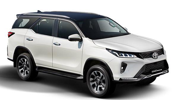 ಭಾರತದಲ್ಲಿ ಬಿಡುಗಡೆಯಾಗಲಿದೆ ಹೊಸ Toyota Fortuner Legender 4X4 ವೆರಿಯೆಂಟ್