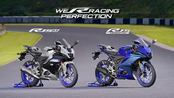 ಭಾರತದಲ್ಲಿ ಹೊಸ Yamaha R15M, R15 V4 ಬೈಕ್ಗಳು ಬಿಡುಗಡೆ