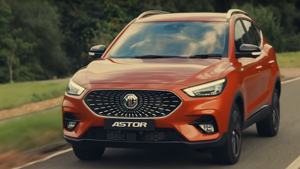 ಹೊಸ MG Astor ಎಸ್ಯುವಿ ಮಾದರಿಯ ಮೈಲೇಜ್ ಮಾಹಿತಿ ಬಹಿರಂಗ