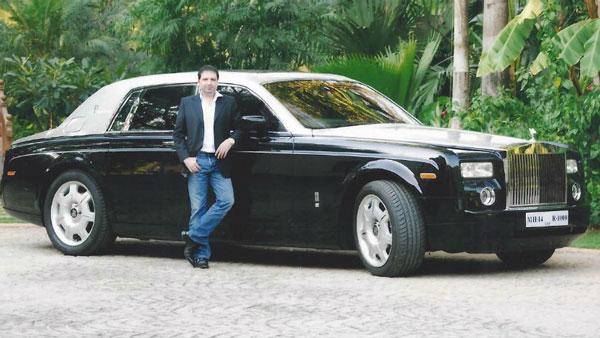 Rolls Royce Phantom ಕಾರು ಖರೀದಿಸಿದ ಕೋವಿಶೀಲ್ಡ್ ಕಂಪನಿ ಸಿಇಒ