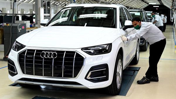 ಭಾರತದಲ್ಲಿ ಹೊಸ Audi Q5 ಫೇಸ್ಲಿಫ್ಟ್ ಎಸ್ಯುವಿಯ ಉತ್ಪಾದನೆ ಪ್ರಾರಂಭ