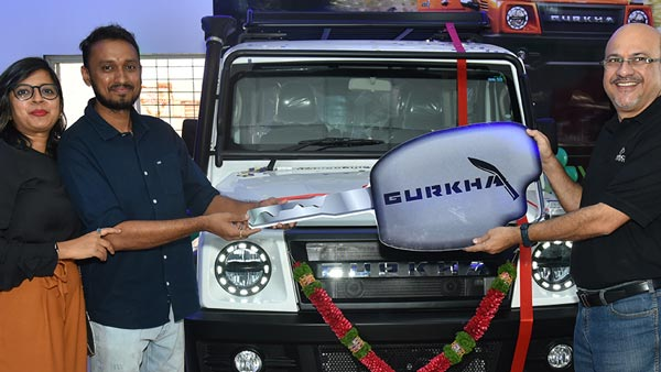 ಹೊಸ Gurkha ಆಫ್ ರೋಡ್ ಎಸ್ಯುವಿ ವಿತರಣೆ ಆರಂಭಿಸಿದ Force Motors