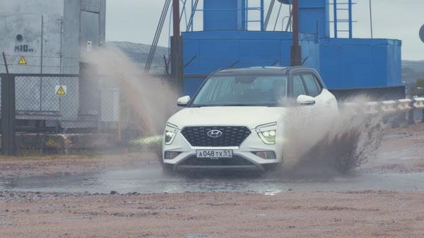 Creta ಫೇಸ್ಲಿಫ್ಟ್ ಎಸ್ಯುವಿಯ ಆಕರ್ಷಕ ಟಿವಿಸಿ ಬಿಡುಗಡೆಗೊಳಿಸಿದ Hyundai