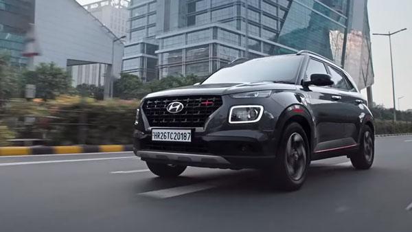ಬಿಡುಗಡೆಗೆ ಸಜ್ಜಾಗುತ್ತಿದೆ 2022ರ Hyundai Venue ಫೇಸ್ಲಿಫ್ಟ್