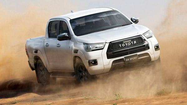 ಸ್ಪೋರ್ಟಿ ಲುಕ್ನಲ್ಲಿ ಅನಾವರಣಗೊಂಡ Toyota Hilux GR Sport ಎಡಿಷನ್