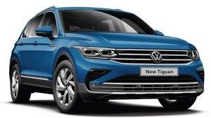 ಭಾರತದಲ್ಲಿ ಬಿಡುಗಡೆಗೆ ಸಜ್ಜಾದ ಬಹುನಿರೀಕ್ಷಿತ 2021ರ Volkswagen Tiguan ಎಸ್ಯುವಿ
