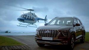 Alcazar ಎಸ್ಯುವಿಯ ಹೊಸ ಟಿವಿಸಿ ಬಿಡುಗಡೆಗೊಳಿಸಿದ Hyundai