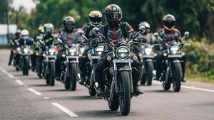 2021ರ ಹೋಂಡಾ ಸನ್ ಚೇಸರ್ಸ್ ಅಡ್ವೆಂಚರ್ ರೈಡ್ ಮೊದಲ ದಿನದ ಝಲಕ್