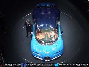 'ಬುಗಾಟಿ ಕೈರಾನ್' ವಿಶ್ವದ ಅತಿ ವೇಗದ ಕಾರು; ವೇಗ ಎಷ್ಟು?