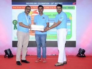 2017 ಅಂತರಾಷ್ಟ್ರೀಯ ಟ್ರಕ್ ಚಾಲಕರ ದಿನಾಚರಣೆ ಮಾಡಿದ ಹೋಂಡಾ