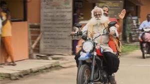 ಸದ್ಗುರು ಮತ್ತು ರಾಮ್ದೇವ್ ಬಾಬಾರವರ ಬೈಕ್ ಸವಾರಿ..