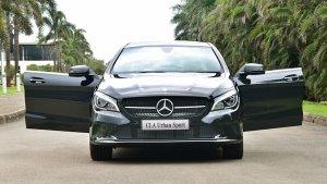 ಮರ್ಸಿಡಿಸ್ ಬೆಂಝ್ ಸಿಎಲ್ಎ 200 ಮತ್ತು 200 ಡಿ ಅರ್ಬನ್ ಸ್ಪೋರ್ಟ್ ಕಾರು ಬಿಡುಗಡೆ