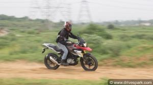 ಟೆಸ್ಟ್ ರೈಡ್: ಆಫ್ ರೋಡ್ ಬೈಕ್ ಪ್ರೇಮಿಗಳ ಹೊಸ ಆಯ್ಕೆಯಾದ ಬಿಎಂಡಬ್ಲ್ಯು ಜಿ 310 ಜಿಎಸ್