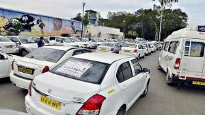 ಬೆಂಗಳೂರು ನಗರದಲ್ಲಿ ಹೆಚ್ಚುತ್ತಿರುವ ಟ್ಯಾಕ್ಸಿ ಸಂಖ್ಯೆ - ಇದಕ್ಕೆ ಕಾರಣ.?
