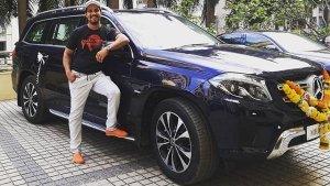ಐಷಾರಾಮಿ ಮರ್ಸಿಡಿಸ್ ಬೆಂಝ್ ಎಸ್ಯುವಿ ಖರೀದಿಸಿದ ನಟ ರಣದೀಪ್ ಹೂಡಾ