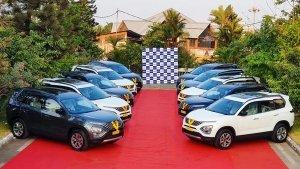 ಒಂದೇ ಬಾರಿಗೆ 10 ಯುನಿಟ್ ಟಾಟಾ ಸಫಾರಿ ಎಸ್ಯುವಿ ವಿತರಿಸಿದ ಟಾಟಾ ಮೋಟಾರ್ಸ್