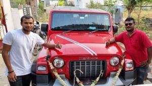 ಉಡುಗೊರೆಯಾಗಿ ಸಿಕ್ಕ ಕಾರನ್ನು ಗುರುವಿಗೆ ನೀಡಿದ ಟೀಂ ಇಂಡಿಯಾ ವೇಗದ ಬೌಲರ್