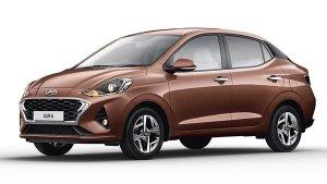 ಹೊಸ ಫೀಚರ್ಸ್ಗಳೊಂದಿಗೆ ಬಿಡುಗಡೆಯಾಗಲಿದೆ 2021ರ ಹ್ಯುಂಡೈ ಔರಾ ಕಾರು