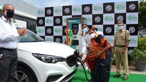ಫೋರ್ಟಮ್ ಚಾರ್ಜ್ ಸಹ ಭಾಗಿತ್ವದಲ್ಲಿ ಹೊಸ ಚಾರ್ಜಿಂಗ್ ಕೇಂದ್ರ ತೆರೆದ ಎಂಜಿ ಮೋಟಾರ್ ಇಂಡಿಯಾ