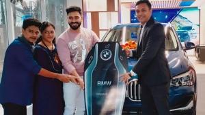 ಐಷಾರಾಮಿ BMW ಕಾರು ಖರೀದಿಸಿದ ಬಿಗ್ ಬಾಸ್ ವಿನ್ನರ್ ಶೈನ್ ಶೆಟ್ಟಿ