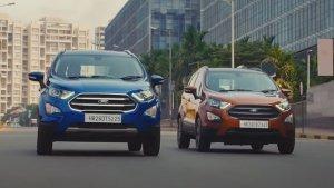 ಅಕ್ಟೋಬರ್ನಲ್ಲಿ ಬಿಡುಗಡೆಯಾಗಲಿದೆ Ford Ecosport ಫೇಸ್ಲಿಫ್ಟ್ ವರ್ಷನ್