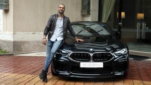 ದುಬಾರಿ ಬೆಲೆಯ BMW M 8 ಕೂಪೆ ಕಾರು ಖರೀದಿಸಿದ ಕ್ರಿಕೆಟಿಗ ಶಿಖರ್ ಧವನ್