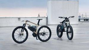 ಡ್ಯುಯಲ್ ಲುಕ್ ಹೊಂದಿರುವ ದ್ವಿಚಕ್ರ ವಾಹನ ಅನಾವರಣಗೊಳಿಸಿದ BMW Motorrad