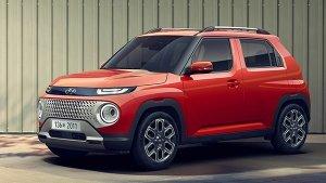 Tata Punch ಮೈಕ್ರೊ ಎಸ್ಯುವಿಯ ಪ್ರತಿಸ್ಪರ್ಧಿ Hyundai Casper ಅನಾವರಣ