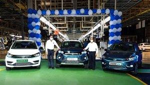 ಎಲೆಕ್ಟ್ರಿಕ್ ಕಾರುಗಳ ಮಾರಾಟದಲ್ಲಿ Tata Motors ಹೊಸ ಮೈಲಿಗಲ್ಲು