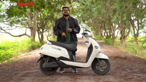 ಬಜೆಟ್ ಬೆಲೆಯಲ್ಲಿ ಅತ್ಯುತ್ತಮ ಫೀಚರ್ಸ್ ಹೊಂದಿರುವ TVS iQube ಫಸ್ಟ್ ರೈಡ್ ರಿವ್ಯೂ